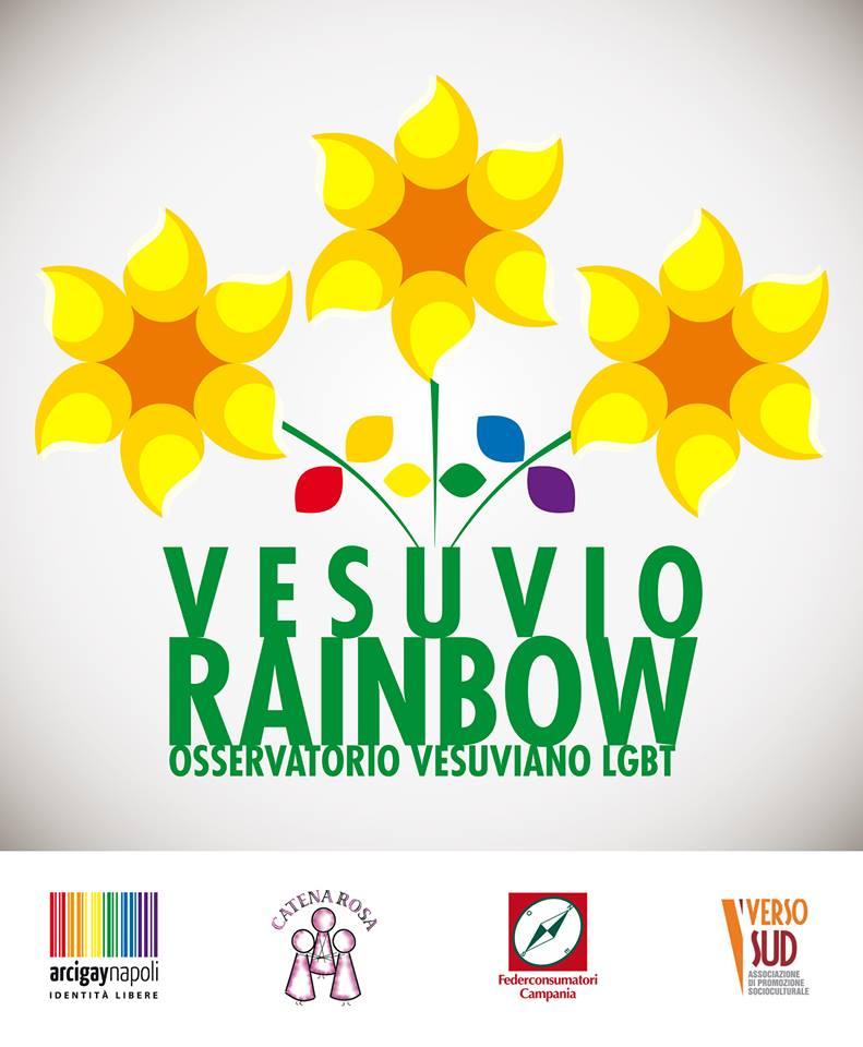 Logo Vesuvio Rainbow